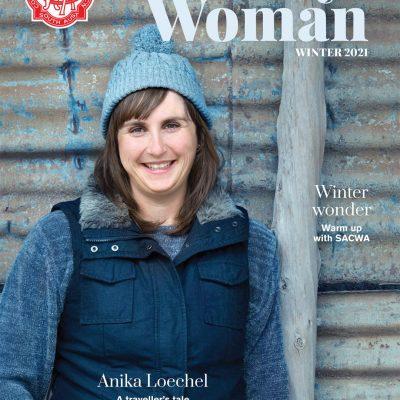 Winter Edition Magazine Cover
