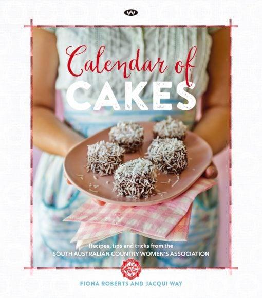SACWA Calendar of Cakes Cookbook